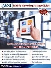 Mobile Marketing Guide Extract