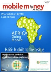 Mobile Money Africa March Edition