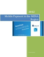 Mobile payment in the mena region