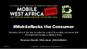 The West African Mobile Consumer: What You Need to Know