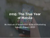 2015: The True Year of Mobile