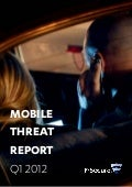 Mobile Threat Report by F-Secure