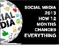 (Graham D Brown) Social Media: How 12 months changes everything