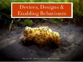 Devices, designs and enabling behav...