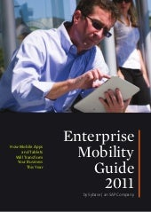 Enterprise Mobility Guide 2011 from...