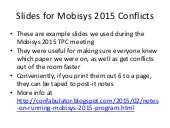 Mobisys2015 TPC Slides for Conflicts