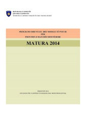 Modele testesh matura_2014