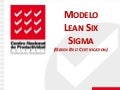 Modelo Lean Six Sigma (Green Belt Certification) CNP