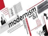Modernism ( passage to india )