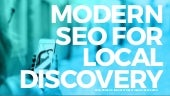Modern Seo for Local Search