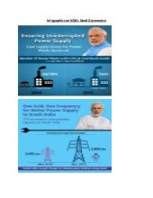 Modi government infographics_presentation_02.01.2016