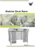 Modular Clean Room by ACMAS Technologies Pvt Ltd.