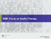 Module ii insulin therapy