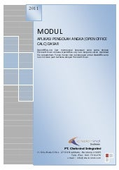 Modul Open Office Calc