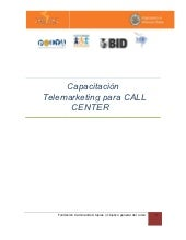 Modulo telemarketing para_call_center