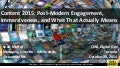 Content 2015 - Post Modern Engagement