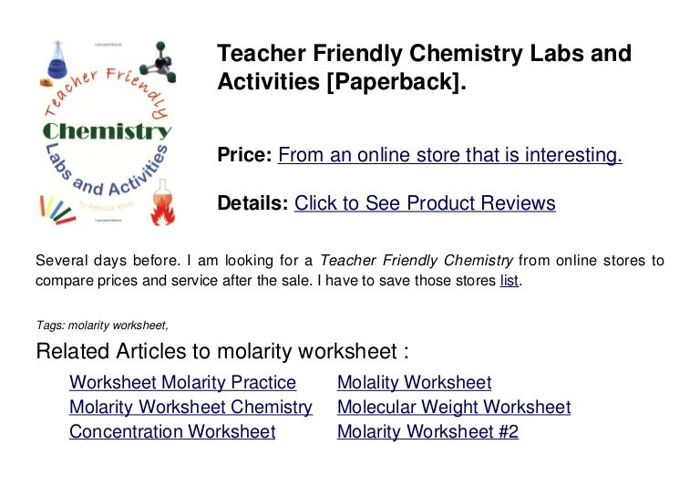 Printables Molarity Worksheet Ronleyba Worksheets Printables – Molarity Calculations Worksheet