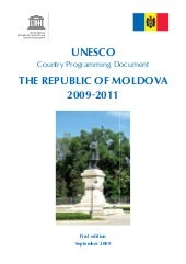 UNESCO Country Programming Document...