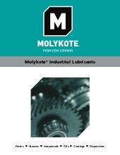 Molykote New Brochure