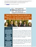 U.S. IMMIGRATION NEWS AND UPDATES - H-1B FILING SEASON IN FULL-SWING; EMPLOYMENT VERIFICATION (FORM I-9) PROCESS CHANGES; INCREASES IN H-1B & L-1 VISA PETITION FEES; NEW SKILLED-LABOR AND WORK VISA IMMIGRATION REGULATIONS; F-1 STEM OPT UPDATES?