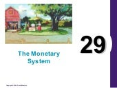 Monetary Systems