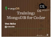 MongoDB for Coder Training (Coding ...