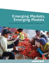 Monitor:  Emerging  Markets