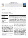 Monitoring +fatigue analysis of long span suspension bridges under multiple loadingmultiple loads