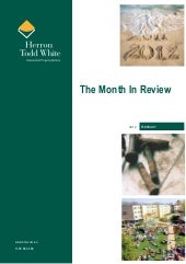 Month In Review February 2012