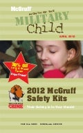 Month of the military child  mc gruff safe kids