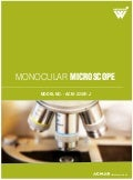 Modular Microscope by ACMAS Technologies Pvt Ltd.