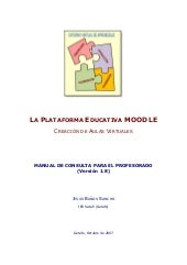 Moodle18 Manual Prof