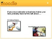 Moodle features 1.9