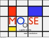 A very nice presentation on Moose.