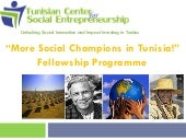 More social champions in tunisia! T...