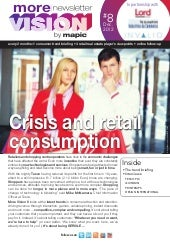 MORE Vision 8: Crisis & Retail Consumption