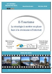 Les sites du eTourisme
