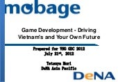 Game Development - Driving Vietnam'...
