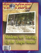 Moslems Are Tearing Up The Temple M...