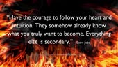 Motivational quote about courage