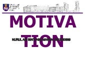 Motivation ppr edm703