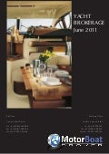 Motorboatbroker - June 2011 Issue - Motor Yachts Brokerage
