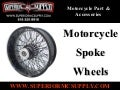 Motorcycle Spoke Wheels