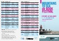 Mountains To Sea Dun Laoghaire Rathdown Book Festival