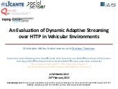 An Evaluation of Dynamic Adaptive S...