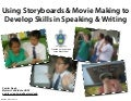 Movie Making and English Learning at St Anthonys Canossian Secondary School