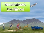 Movimiento rectilineo