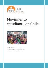 Movimiento estudiantil en chile