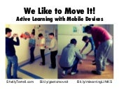 We Like to Move It! Moving Activiti...