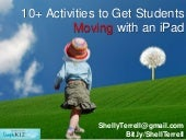 Moving Activities with iPad SK12 Ve...